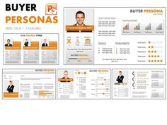 BUYER PERSONA POWERPOINT by Yes Presentations on Creative Market