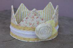 Fabric Crown - Princess Kate