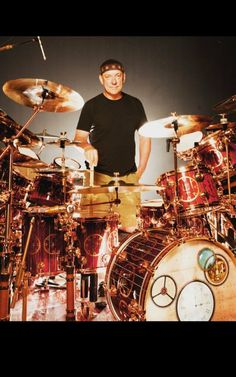 Neil Peart The Mightiest Drummer Ever