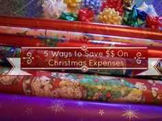 5 Ways to Save Money on Christmas Expenses