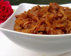 Csiperke blogja: Bigos - lengyel húsos káposzta