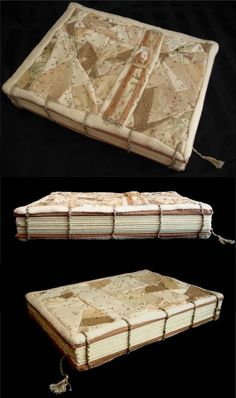 Coptic Bound & Quilted book.www.cullowheemountainarts.org