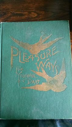 Children's book 1890 poems plays and by 1919VintageFarmhouse