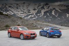 Στην Ελλάδα η ανανεωμένη Σειρά 1 της BMW - BMW - 4TROXOI
