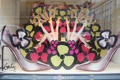 Christian Louboutin, 20 anni di carriera e 20 modelli di scarpa differenti in vendita da Selfridges