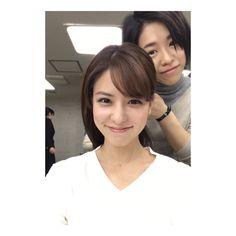 """5,057 Likes, 136 Comments - 藤井 美菜 / 후지이 미나 (@fujii_mina_0715) on Instagram: """". ヤクルトのCM、ご覧になって頂けましたか?私もテレビで見るたびに嬉しい気持ちになります。写真は、ヤクルトさんシリーズでメイクをしてくださった山下さんと☺️ 일본 야쿠르트광고, 봐주셨나요?…"""""""