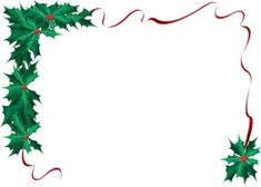Christmas borders for word christmas ideas christmas border and free christmas borders clipart of christmas borders christmas holly clip art borders happy holidays image for your personal projects presentations or web publicscrutiny Images