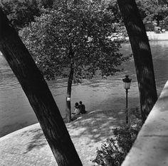 Jean Loup Sieff, Paris 1954