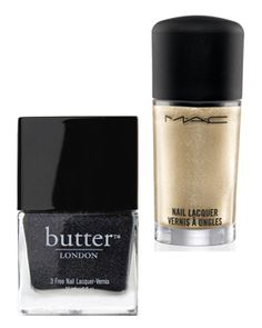FLARE picks: M.A.C Nail Lacquer in Screaming Bright, $19, Butter London 3-Free Nail Lacquer in Gobsmacked, $17