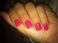 Sensationail Gel Polish - Pink Daisy