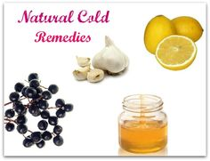10 Natural Cold Reme