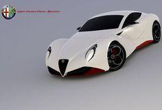 Alfa 6C Cuore Sportivo