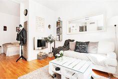http://www.fastighetsmaklarna.se/hem-till-salu/objekt/?guid=4AALLDREG2195BON#bilder - perfect solution for small apartment