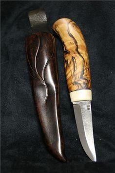Kniv av knivmakare på Tradera.com - Knivar från Skandinavien | Knivar |