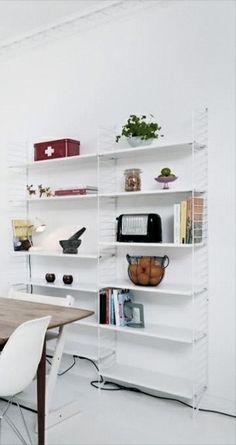 Via NordicDays.nl   Norwegian Blogger Home for Sale   White