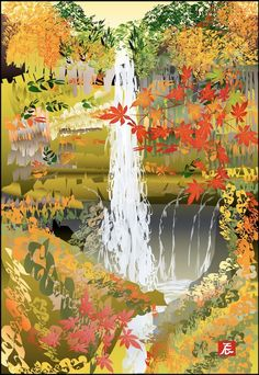 "77-year-old Japanese artist Tatsuo Horiuchi chooses to ""paint"" with Microsoft Excel."