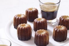 Mmm …. I guess it's time to buy a cannelé mold. And hey, no wax! —canneles