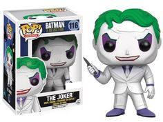 Funko POP! Heroes THE JOKER The dark Knight Returns #116 Vinyl Figure