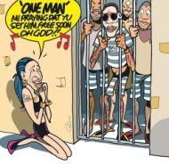 clovis cartoon today