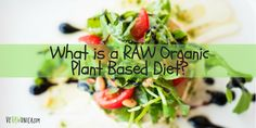 What is a Raw Plant Based Foodstyle Lifestyle Diet Explained - VeRAWonica ~ The Foodie Food Girl Plant Based Diet, Plant Based Recipes, Raw Food Recipes, Caffeine Addiction, Organic Plants, Eating Raw, About Me Blog, Lifestyle, Veg Recipes