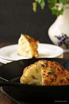 La meilleure recette de chou-fleur cuit pour whole30, paleo, et repas de famille en bonne santé!