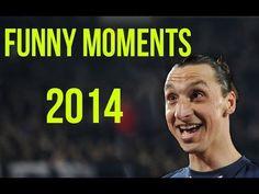 Zlatan Ibrahimovic Funny Moments 2014