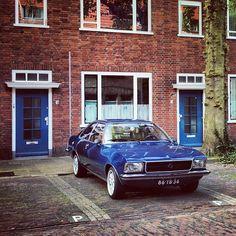 Opel Rekord / photo by Wendy Wagenmakers