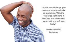 FlexSeries™ Electric Head Shaver & Bald Razor Grooming Kit – Freedom Grooming Shaving Razor, Wet Shaving, Male Grooming, Grooming Kit, Head Shaver, Billy Burke, Hot Vw, Close Shave, Hair Scalp