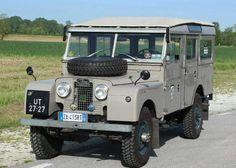 "Land Rover serie 1 107"""