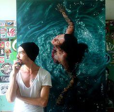 Gustavo Silva Nuñez The Art Of Gustavo Silva Nuñez Pinterest - Hyper realistic paintings nunez
