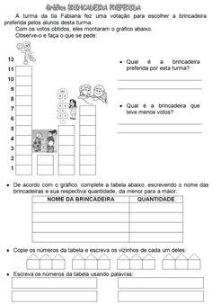 Gráfico BRINCADEIRA PREFERIDA