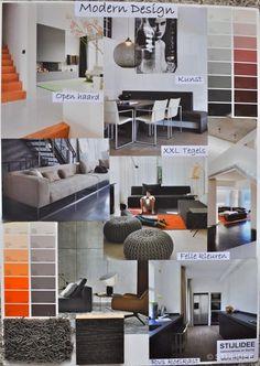 STIJLIDEE Woonstijladvies door stylist en interieurontwerper Woonstijl Modern Design via www.stijlidee.nl