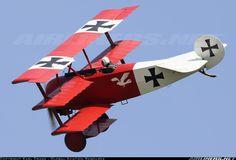Fokker DR-1 Triplane (replica) aircraft picture
