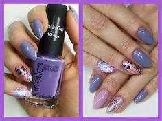 Kinetics SolarGel nail polish  KNP180 & KNP113