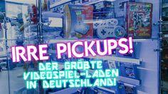 """Hey Commandofreunde! Endlich mal wieder eine """"normale"""" Pickupfolge! Commander Marcel war im Urlaub unterwegs und ließ dabei auch die eine oder andere Gamehunting-Chance nicht aus. Und dabei stieß er auf POWER GAMES in Chemnitz - ein absolutes Paradies für Gamehunting-Freunde. Seht selbst...  Credits: s. Endcard Danke an POWER GAMES für die Dreherlaubnis und den fairen Deal! Wenn ihr mal in der Nähe seid: Lessingplatz 9 Chemnitz http://ift.tt/2x7FgyD  Besucht das Commando im Internet…"""