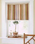 Kristin Griffeth, how about this idea?  Button up window shade.