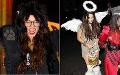 Veja a fantasia de Halloween dos famosos - Famosos - CAPRICHO