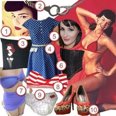 Bettie Page · DIY The Look · Cut Out + Keep Craft Blog