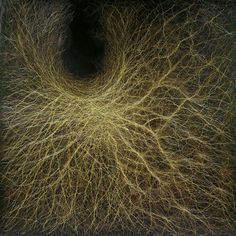 "Saatchi Online Artist: Tim Grosvenor; Mixed Media, Painting ""Eye of the Storm"""