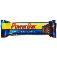 Barre énergétique Protein Plus brownie au chocolat de PowerBar > Mountain Equipment Co-op. Livraison gratuite disponible