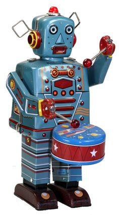 Robot - Drummer