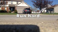 Sprint Cardio: Want to burn fat fast? Hit the ground running. www.melanieashfitness.com