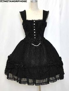 Love this! Very old fashioned, very lolita, incredibly pretty.