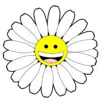 Learn How To Draw Cartoon Flowers Choose From A Variety Of Different Simple Lessons Put The Pencil Paper