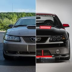 #SayNoToStock Don't be a part of the stock Mustang community, suffering daily from driving a car with no mods! Tag you friends with a stock Mustang and we will give one person $150 towards the cure! #AmericanMusclecom #Mustang #FordMustang #FordPerformance New Edge Mustang, Ford Mustang V8, 2000 Ford Mustang, Ford Mustang Convertible, Mustang Cars, Ford Gt, Ford Mustang Accessories, Drag Cars, New York Yankees