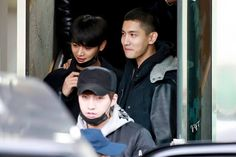 151119 MINHO - Sending Changmin Off To The Army