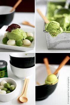 Matcha Ice cream <3