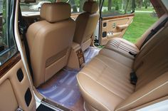 Rolls Royce Silver Spur, Car Seats, Car Seat