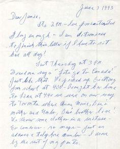 Letters: An Obituary - http://www.jamierubin.net/2016/01/17/letters-an-obituary/