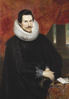 de Vos, Cornelis - Joris Vekemans  (1584 – 9 May 1651) Flemish Baroque painter